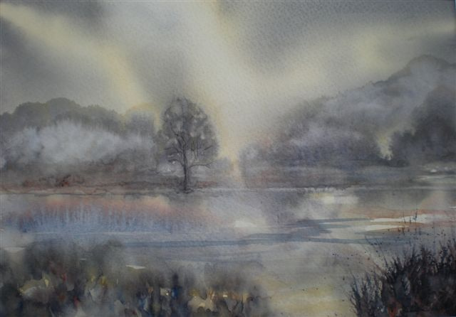 2010 First Light Watercolour