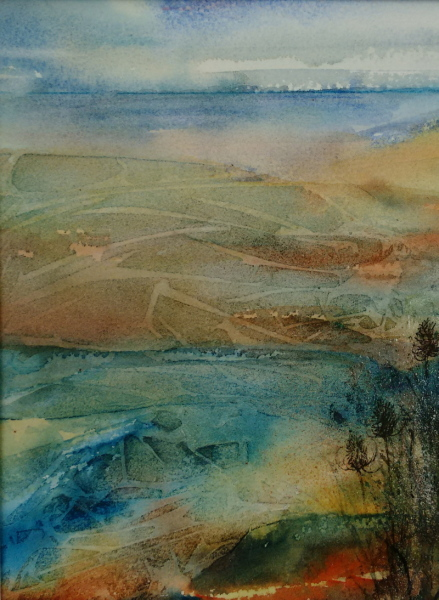 2017 Landscape Watercolour